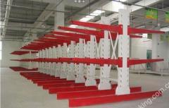 Shelves cantilever