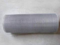 Mesh, welded zinc-plated