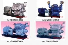 Refrigerating compressors