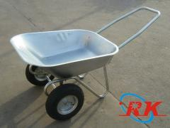 Wheelbarrows for construction