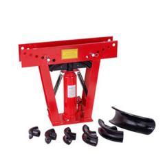 Equipment for pipe bending