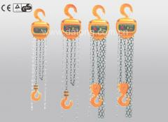 Pulley blocks, hoisting machines, heavy, chain,