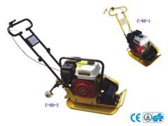Plate compactor C-60-1,  C-60-2