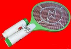 Electrical fly swatters