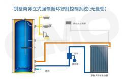 太阳能、天然气能源互补即热