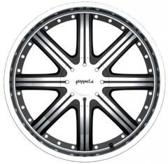 Alloy wheels for cars