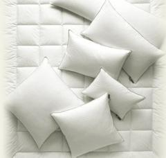 Pillows feather - down