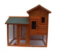 Wooden rabbit cage ALPH-R0800