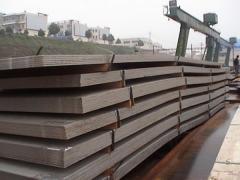 API Spec 5L Steel Plate
