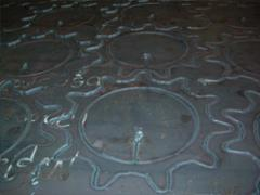 Carbon and High-Strength Steel Plate