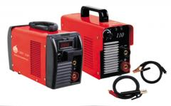 Automatic arc-welding and building-up devices