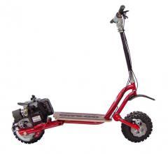 汽动滑板车