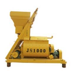 JS series concrete mixer