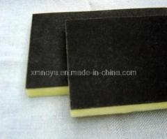 Filter cloth made of fiberglass
