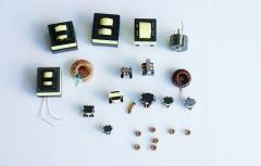 Custom made high frequency transformers and chokes