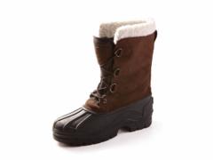 Footwear for skiing