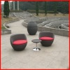 PErattan outdoor sofa sets