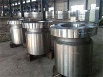 High Alloyed Steel Nozzle flange for Petrochemical