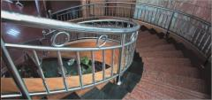 304 staircase handrail