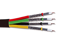 Outdoor distribution systems cable RG-6 17Vatc