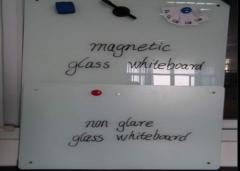 White marker boards