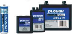 Manganese batteries