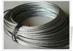 Cables, cables, cords, braided ribbon, stranded