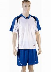 Volleyball uniform, short sleeve