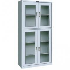 对开门文件柜