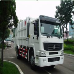 Golden Prince Garbage Truck/QDZ5160ZYSZ