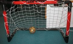 Gates for mini-soccer