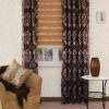 Dirty-Proof Fancy Yarn Jacquard Curtain