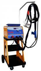 Machines for spot welding