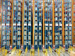 Rack automated warehouses