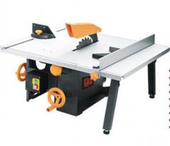 Saws table