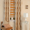 Heavy Chenille Jacquard Curtain