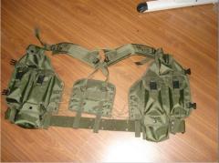 Belts for guns