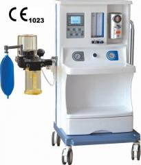Equipment for anaesthetics