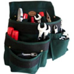 Bags zone and tool holders