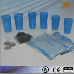 Exothermic welding powder/flux