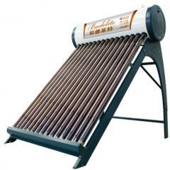 紧凑式太阳能热水器