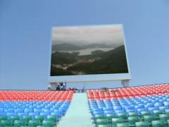 LED户外防水广告屏