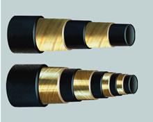 高压胶管(钢丝缠绕