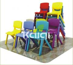 Chairs for kindergarten