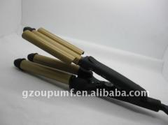 Electric hair curlers