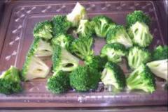 Frozen Chopped Green Cauliflower