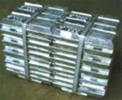 Metallic zinc