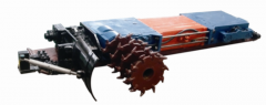 Rectifiers, plough units for coal and ore