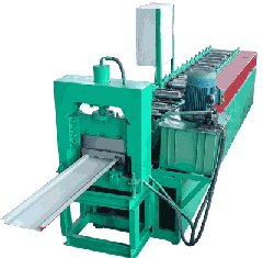Equipment for vertical CB-205 siding production