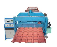 Líneas para la fabricación de teja metálica
